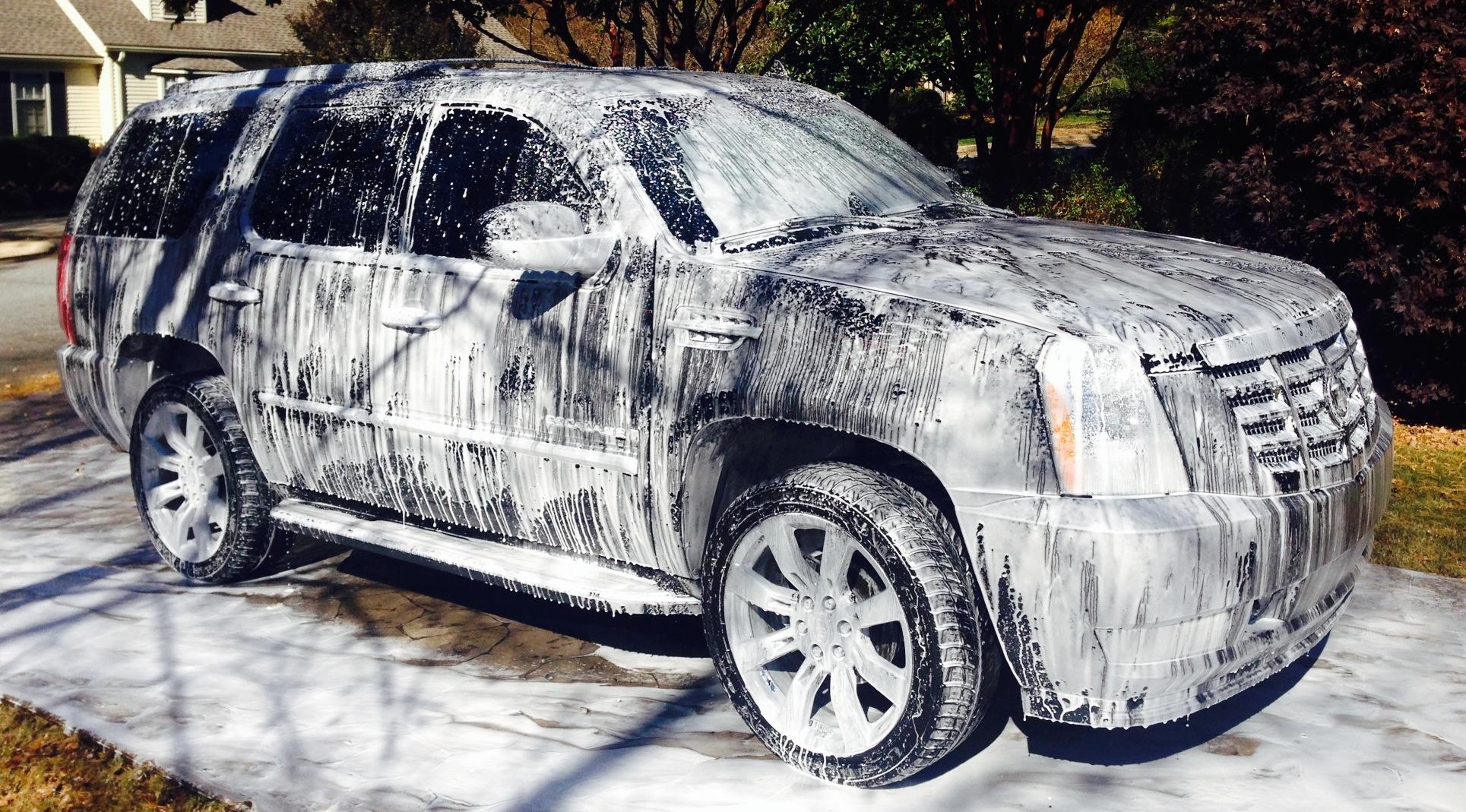 ACME Mobile Detail – Car Wash & Detailing – Greenville SC Home